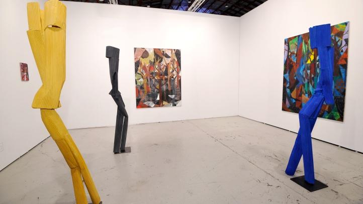 Weekend: Major Art Fairs Flower Around SoCal