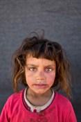 Mona Emad, 5, from Hassakeh, Syria