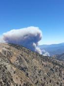Cajon Pass Wildfire