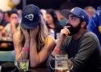 Super Bowl Reaction Fans