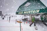Bear Mountain's Snow Day