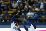Defense Fails Dodgers In Loss