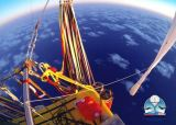 Balloon Crew Completes Record-Breaking Pacific Flight