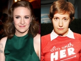 Picture: Dramatic Hair Transformations: Lena Dunham