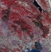 Oct. 24, 2017: Northern California Fire Scar