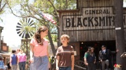 Knott's Ghost Town at 75