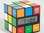 '80s Rubik's Cube Clock