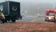 Cranberry Truck Accident