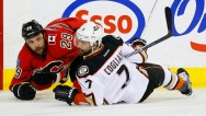 Flames vs Ducks 8 May 2015