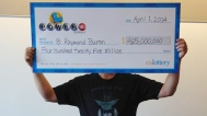 Powerball Winner