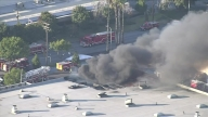 Explosive Fire in Santa Fe Springs Recalls 'Mess in Maywood'