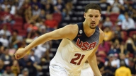 NBA All-Stars: Thompson Beats Curry to Win 3-Point Title