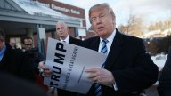 A Winner in NH, Trump Faces Fresh Test in SC
