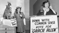 Gracie Allen, 1940, Surprise Party