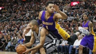 Spurs Hold Off Competitive Lakers