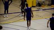 Lakers Training Camp - Day 3