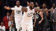 Team LeBron Wins All-Star Game, LeBron MVP