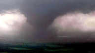 WATCH: Time-Lapse of Tornado's Path of Destruction
