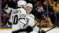 Predators Beat Kings 2-1, Move Back Atop Central Division
