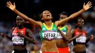 APTOPIX London Olympics Athletics Women