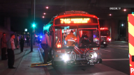 2 Stabbed on Metro Bus in South Los Angeles