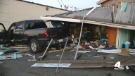 Truck Crashes Into Psychic's Home Business