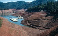 September 1976: Shasta Lake