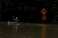 Kayak in the Streets