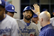 Dodgers Beat Brewers 9-2 Amid Clubhouse Turmoil
