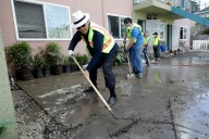 Flood Cleanup in San Jose