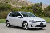 3. Volkswagen e-Golf SEL Premium