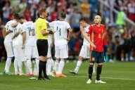 Spain v Russia World Cup 07012018