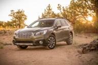 5. Subaru Outback 2.5i Premium