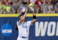 WCWS Oklahoma UCLA Softball