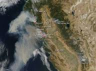 Oct. 9, 2017: Northern California Fires