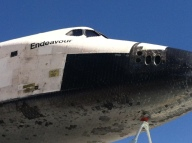 Endeavour at Edwards