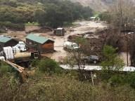 El Capitan Canyon Flooding