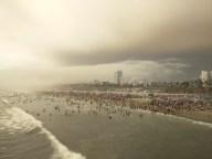 Smoke At The Beach
