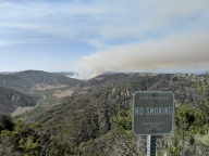 [UGCLA-CJ-breaking news]Wood Canyon Fire