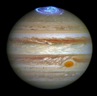 Jupiter's Light Show