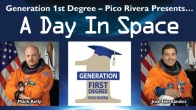 "NBC4's Kim Baldonado to Participate in ""A Day in Space"" hosted by Generation 1st Degree-Pico Rivera on April 22"