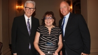 NBC4 Life Connected Award Presented to Shelter Partnership's Ruth Schwartz