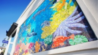 Skechers Honors Manhattan Beach with Two Downtown Mosaics