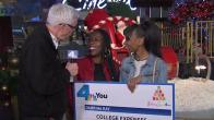 Wishing Tree: Mom Makes Wish for Daughter's College Dreams