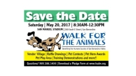 NBC4's Tony Shin to Host The Humane Society of San Bernardino Valley Walk for the Animals on May 20