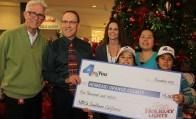 NBC4's Vikki Vargas Kicks off Essentials Donation Drive for Homeless in OC