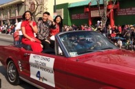 NBC4 Celebrates at the Annual Golden Dragon Parade