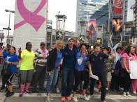 NBC4 Sponsors Making Strides Against Breast Cancer Walk for Third Year