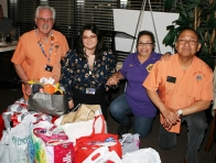 """Lions Club of Orange """"Socks and Soap"""" Campaign Helps the Homeless"""
