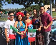 NBC4 Joins 71st Annual Mexican Independence Day Parade